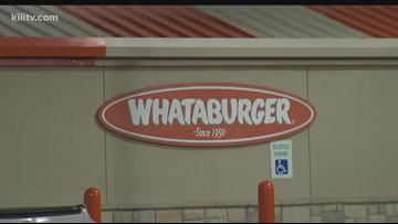 Whataburger robbery suspect arrested