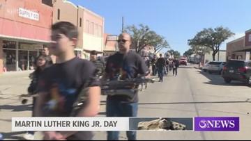 Kingsville hosts MLK Jr. Day Parade
