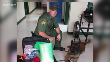 Border Patrol agent files lawsuit to get ownership back for retired K-9 officer