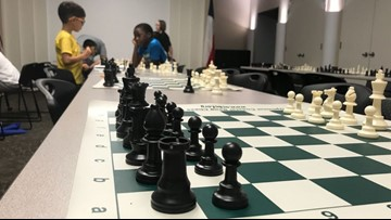 Chess tournament held in Corpus Christi