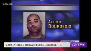 Federal ruling temporarily halts execution of man who killed daughter at Naval Air Station-Corpus Christi