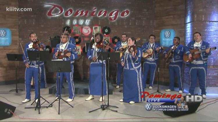 Domingo Live: Mariachi De La Isla