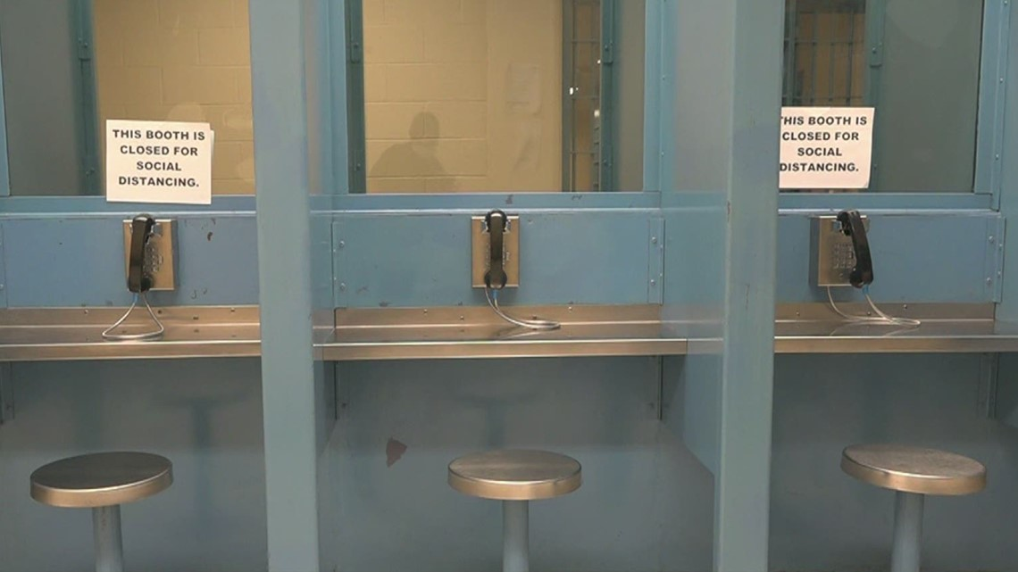 Is COVID under control at the Nueces County jail? The answer appears to be yes