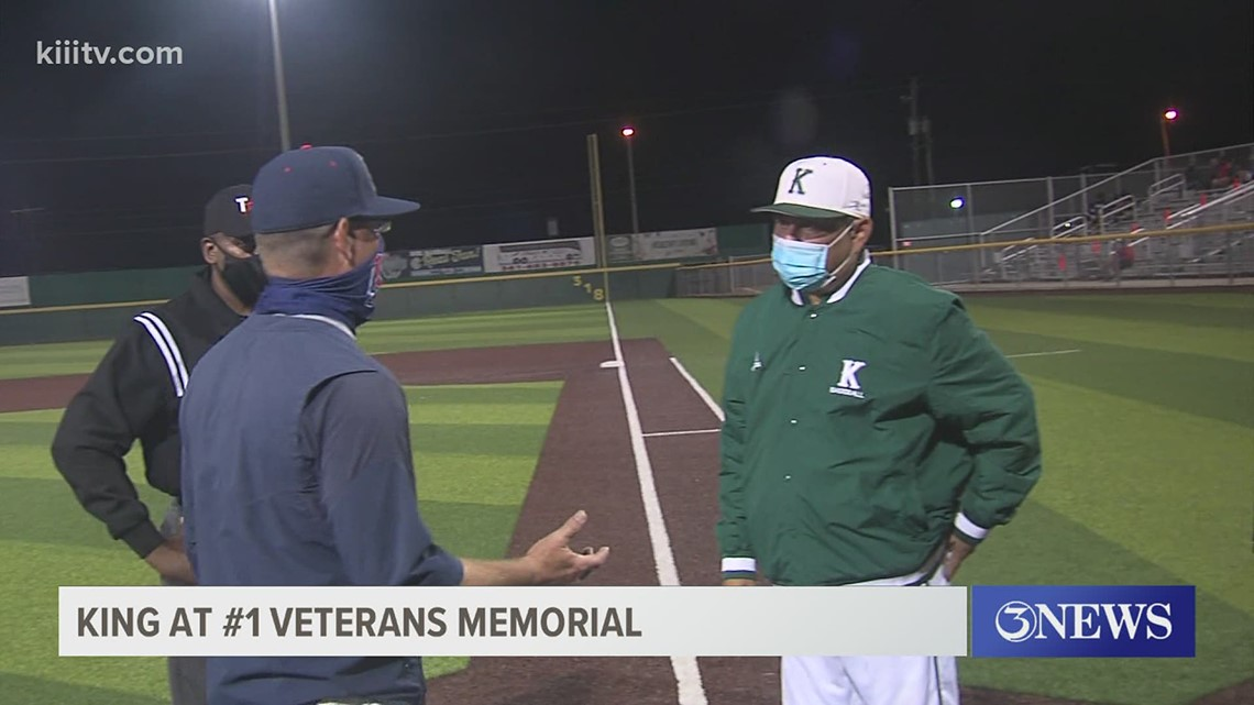 Top-ranked Veterans Memorial opens season with win over King - 3Sports