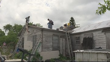 Molina family gets new roof thanks to caring community members