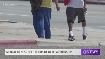 Partnership focusing on mental health treatment showing results