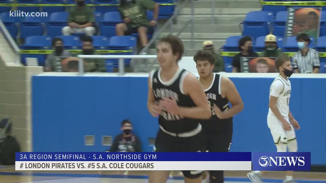 London boys fall to S.A. Cole in overtime - 3Sports