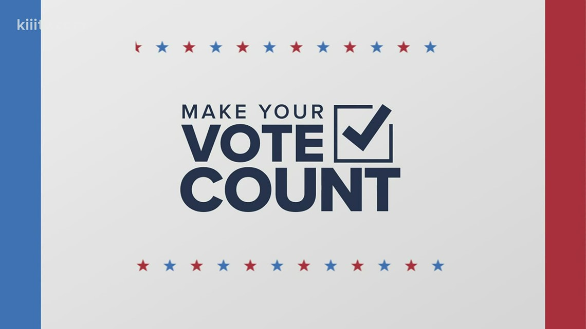 Q&A concerning voting in the 2020 Election in Nueces County