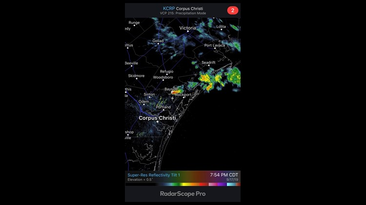 Radar Imagery