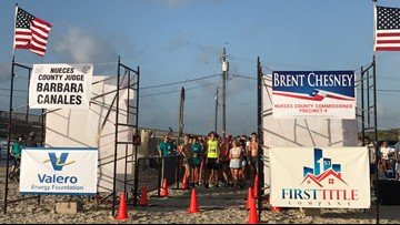 Brent Chesney hosts charity run for diabetes awareness