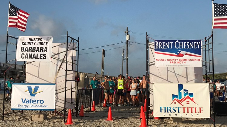 Brent Chesney hosts charity run for diabetes awareness