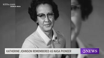 Katherine Johnson impacts women in S.T.E.M.