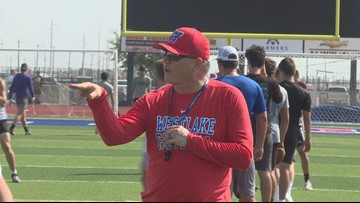 Todd Dodge Camp returns to Gregory-Portland