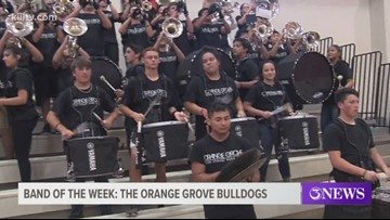 Blitz Band of the Week: Orange Grove Bulldogs