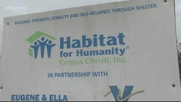Thieves make off with Habitat for Humanity utility trailer