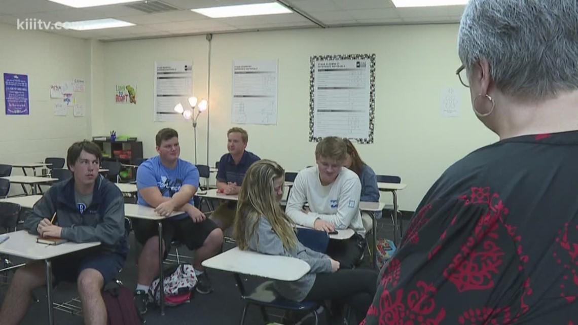 Port Aransas students sending help to Midwest flood victims