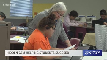 Tuloso-Midway Academic Career Center is helping students succeed