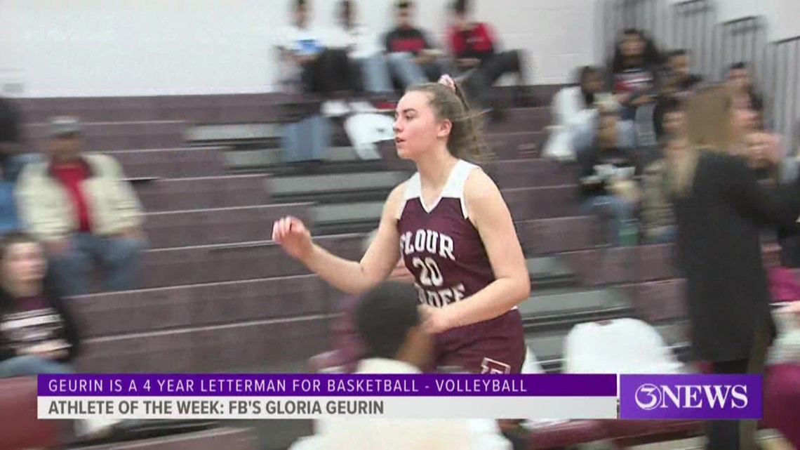 Athlete of the Week: Flour Bluff's Gloria Geurin - 3Sports