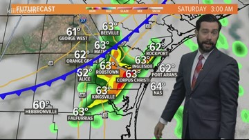 Thursday Forecast: Periods of Sun & Clouds with Mild Temperatures