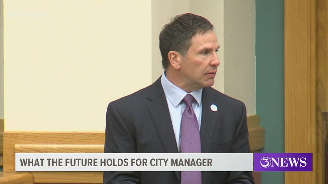 City Manager Peter Zanoni under performance evaluation, wants to continue helping the city
