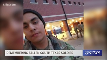 South Texas native killed in Afghanistan, mourned by family