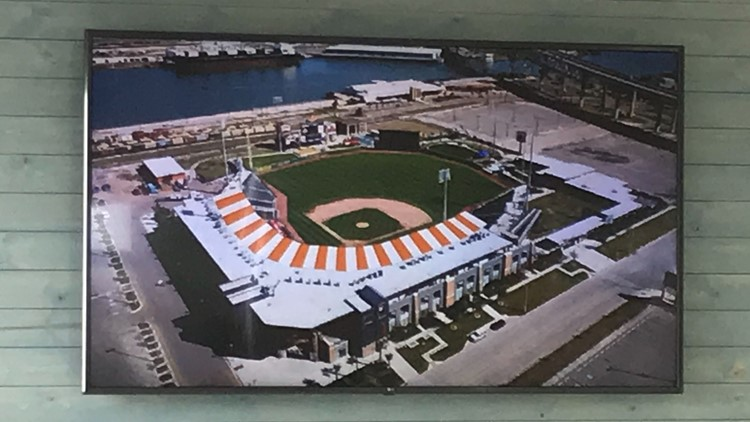 Whataburger Field Roof