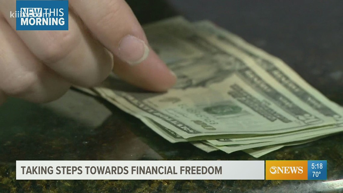 Tips to help reach financial freedom from an advisor