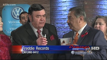Freddie Records Interview