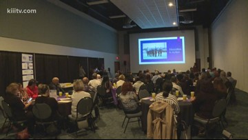 APISD superintendent gives State of the District presentation