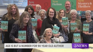 Age is nothing but a number for South Texas author