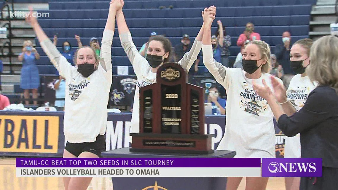 Islanders volleyball headed off to NCAA Tournament - 3Sports
