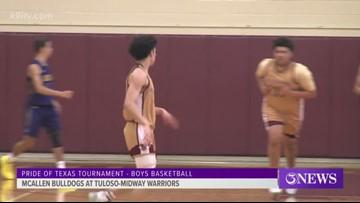 Pride of Texas Tournament: T-M boys fall to McAllen - 3Sports