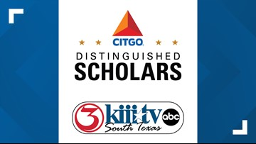 Distinguished Scholars: Angela Torres - Student Athlete