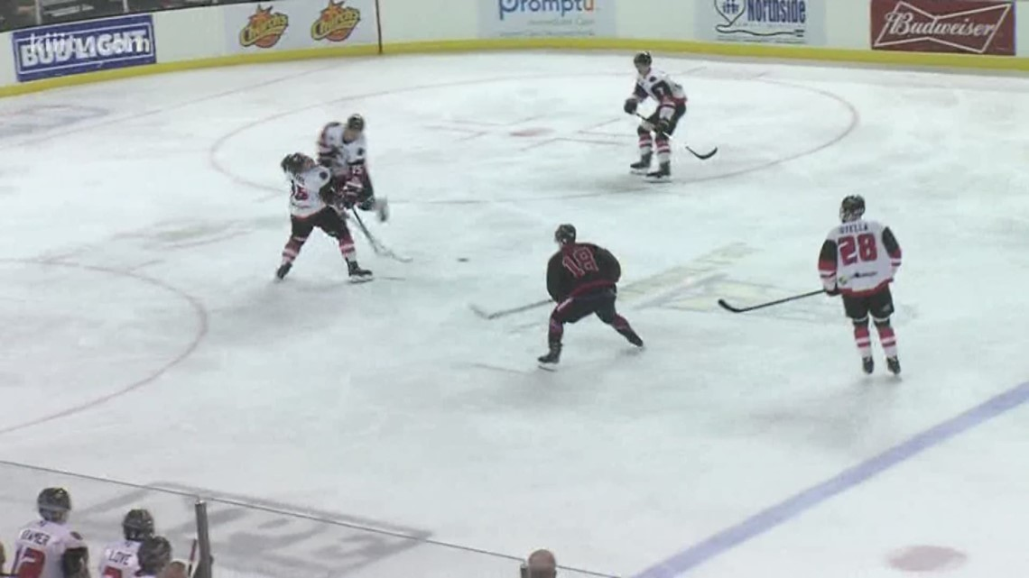 Corpus Christi IceRays release 2019-20 regular season schedule