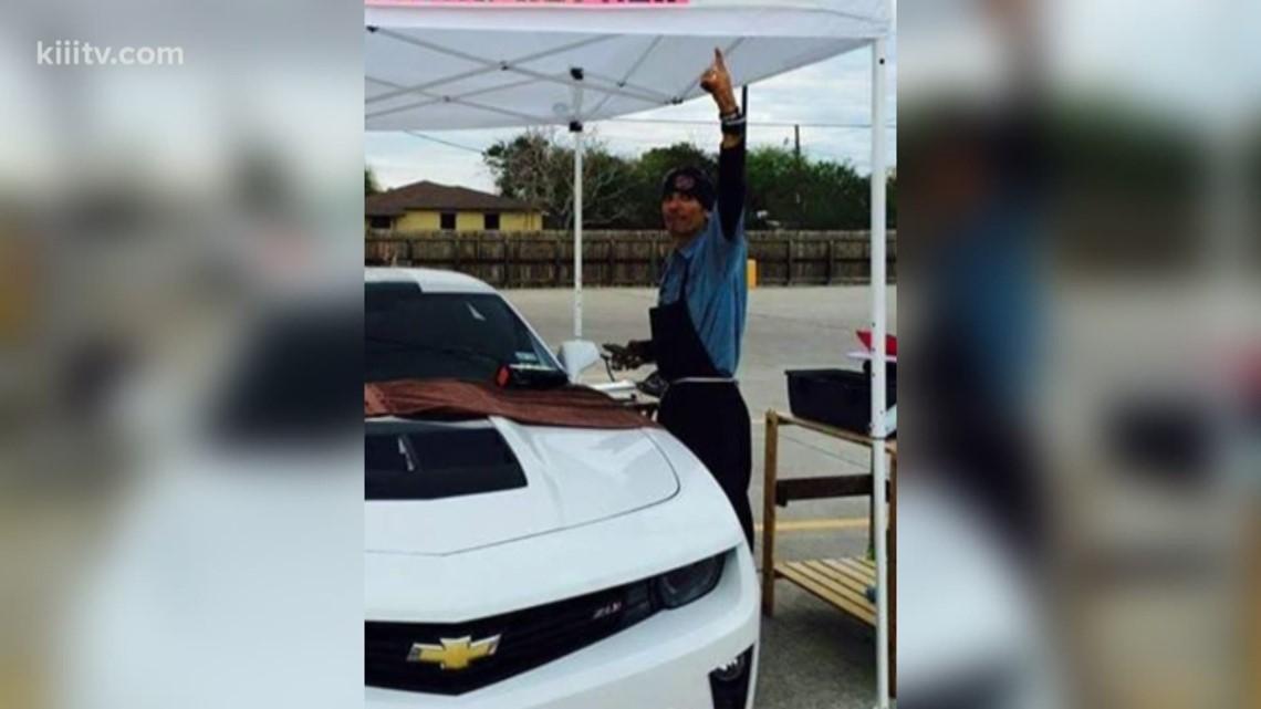 Benefit held for local windshield repairman in Corpus Christi