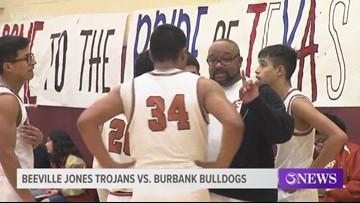Pride of Texas Tournament: Beeville boys fall to San Antonio Burbank - 3Sports
