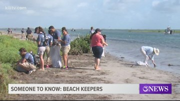 Someone to Know: Beach Keepers