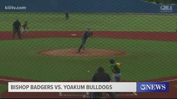 Bishop takes series lead over Yoakum - 3Sports