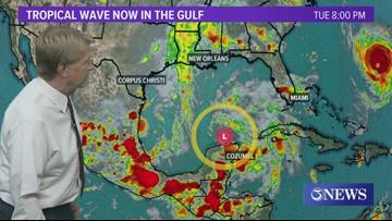 Eye on the Gulf - Sept. 11 - 10:00 p.m.