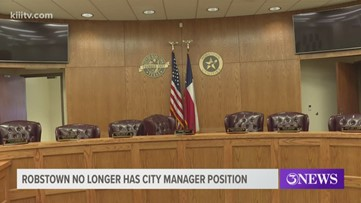 Robstown voters shake-up city administration, city no longer has a Manager