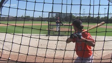 Astros/Hooks Spring Training Camp Report: Utility Players - 3Sports