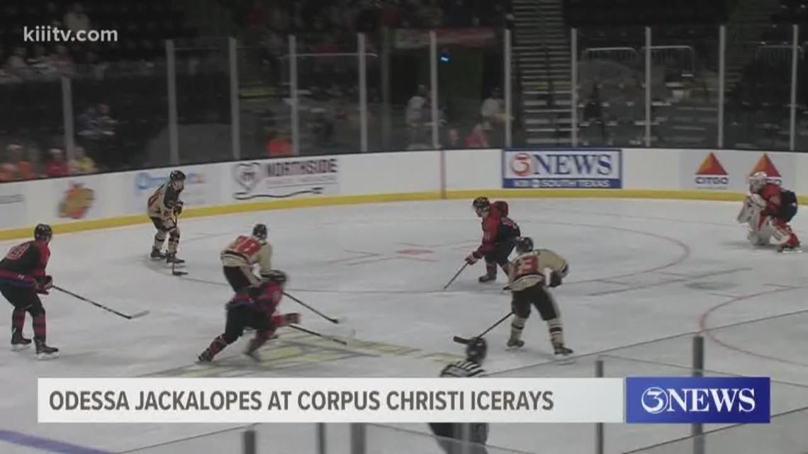 IceRays win home opener - 3Sports