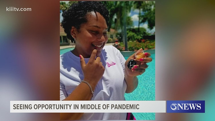 Corpus Christi woman starts small business in the midst of COVID-19 pandemic