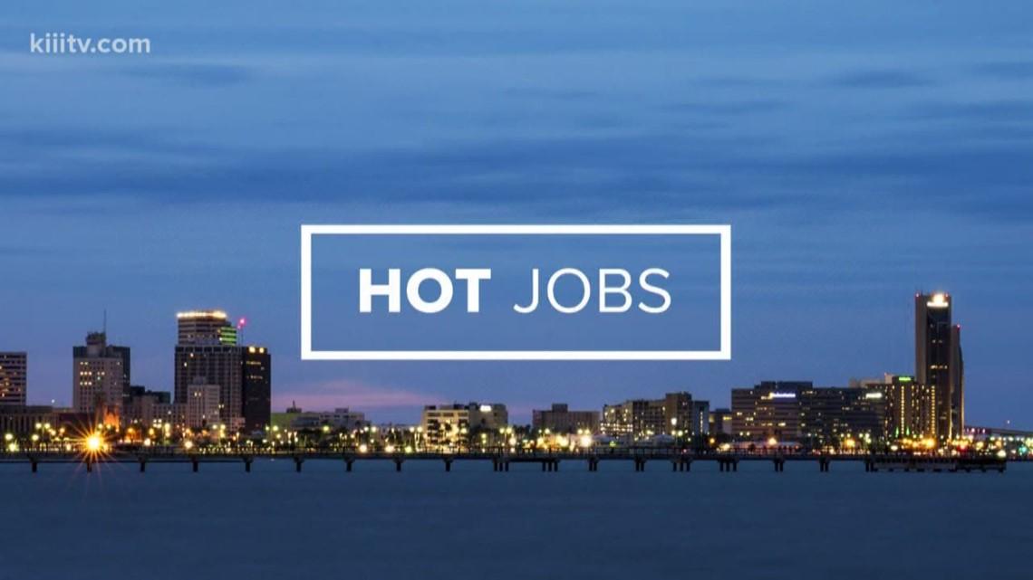 Hot Jobs: Oct. 15, 2019