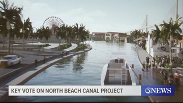 Key vote on Tuesday will impact North Beach canal project
