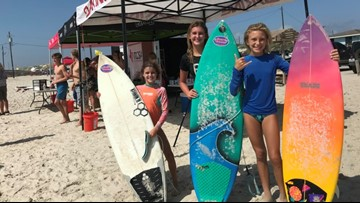 2019 Texas State Surfing Championships