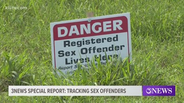 3News Special Report: How you can keep track of sex offenders in your community