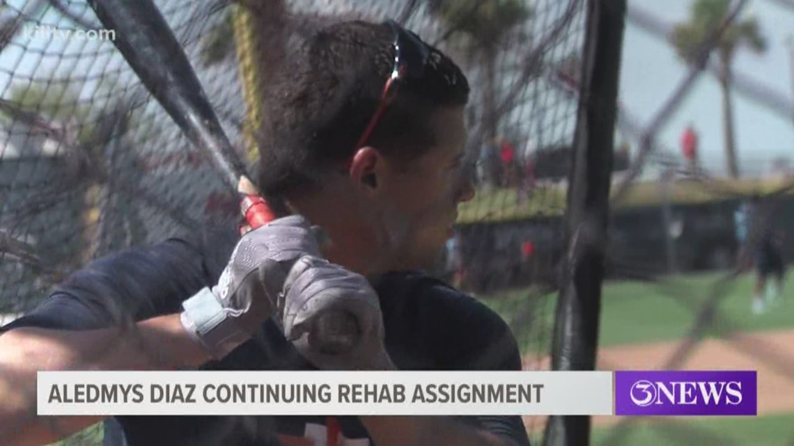 Aledmys Diaz working on versatility throughout rehab assignment - 3Sports