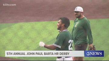 King's Garza wins John Paul Barta Homerun Derby - 3Sports