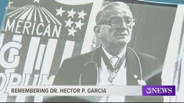 Dr. Hector P. Garcia honored at annual birthday celebration